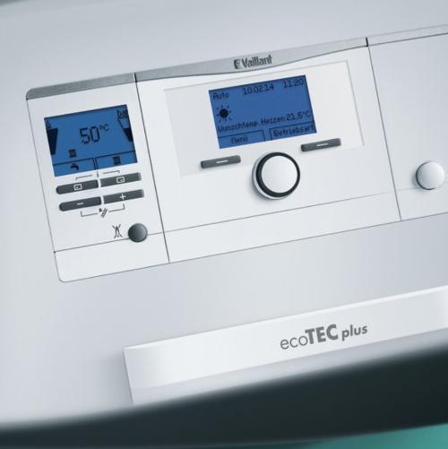 Caldaia Vaillant ecoTec Plus VMW 256 - 25 kw a Condensazione a roma