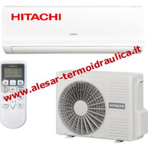 Climatizzatore Hitachi Eco Comfort 10000 bth h inverter