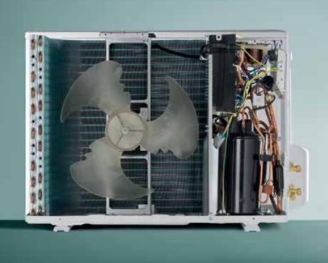 Climatizzatore Vaillant Climavair VAI 6 9000 btu h vendita a roma