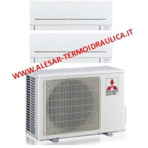 climatizzatore mitsubishi dual split serie ap a roma