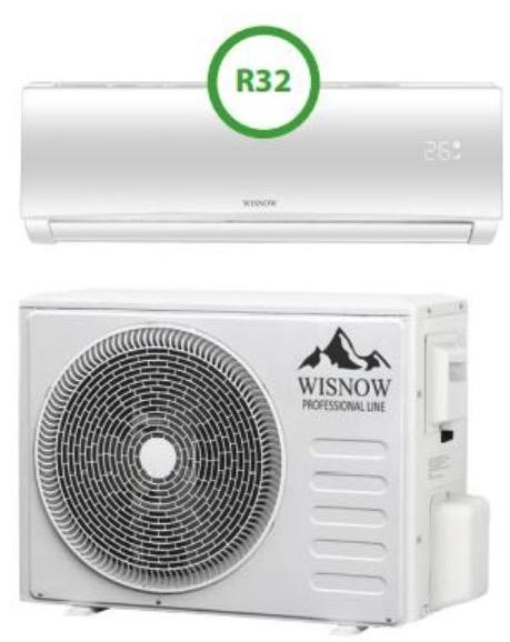 climatizzatore wisnow a roma
